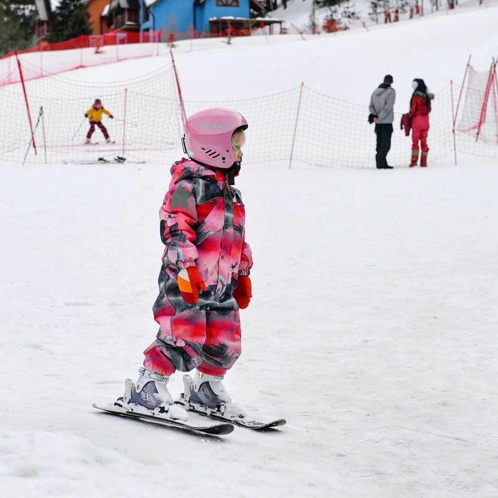 Правильно выбираем сноуборд и лыжи для ребёнка
