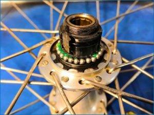 Втулка велосипеда и ее обслуживание