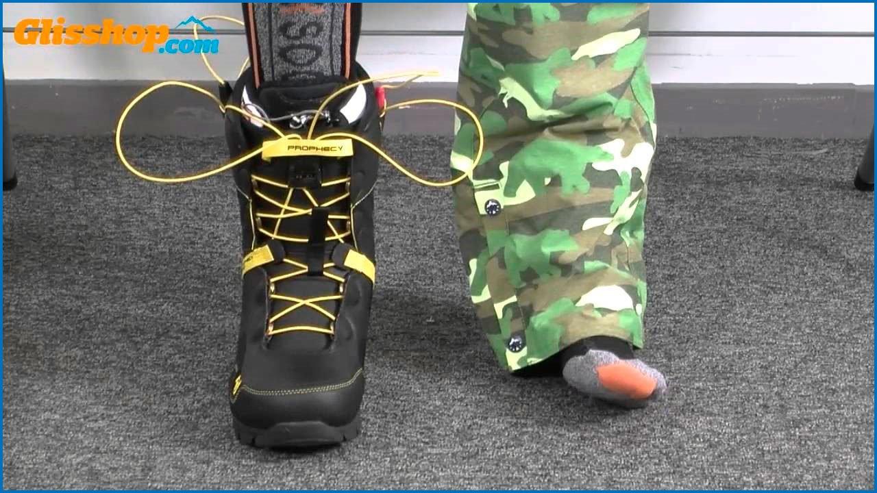 Как подобрать сноубордические ботинки — практические советы