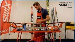 Процесс обработки воском - как правильно парафинить лыжи