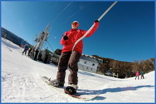 Как перейти с лыж на сноуборд