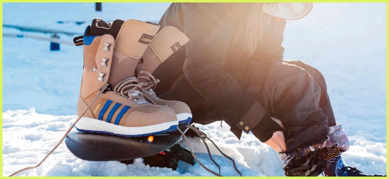 Как выбрать ботинки для сноуборда